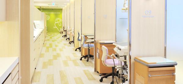 ヨリタ歯科診察室