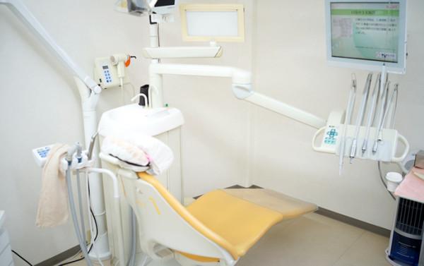 くろさき歯科診察室