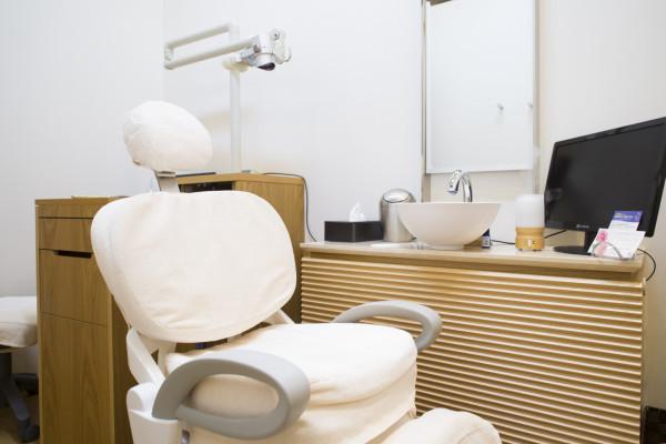 ホワイトエッセンス わかやま歯科診察室