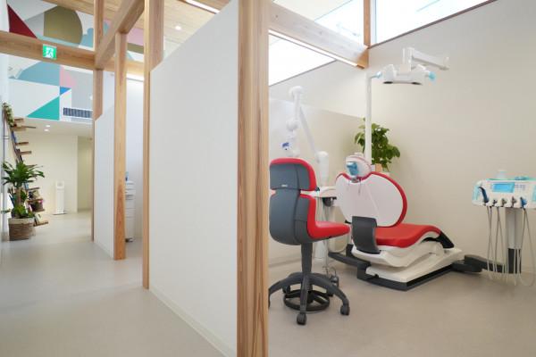 むらかみひろし歯科医院診察室