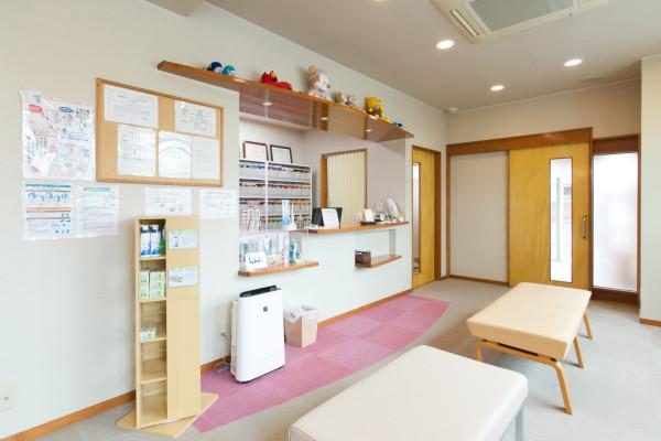 ひろ歯科クリニック待合室