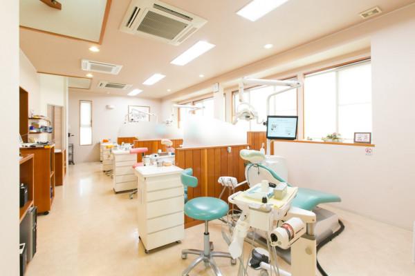 ひろ歯科クリニック診察室