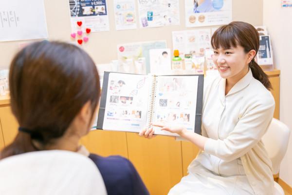 ホワイトエッセンス京都四条通り矯正歯科カウンセリング