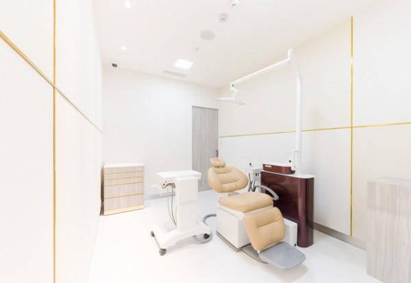 アライン矯正歯科診察室