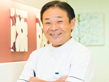 松田歯科医院院長 松田拓己