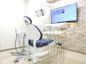 いとう歯科医院診察室
